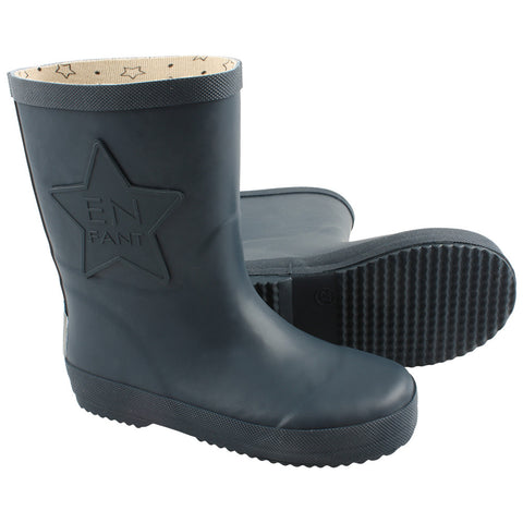 Rubber Boots Navy