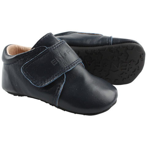 Baby-Slipper Navy