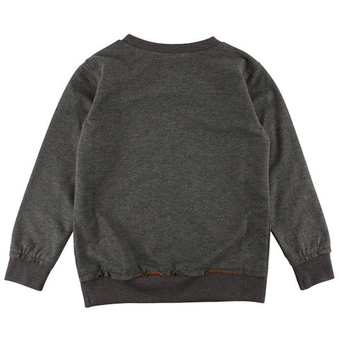 Trendy Sweatshirt mit Walross