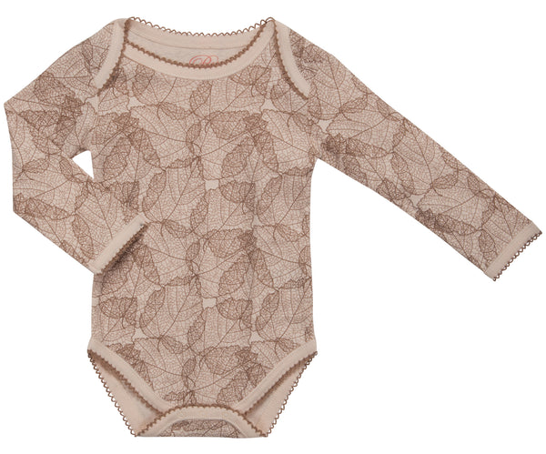 """Soft Leaf"" Dusty Rose Body"