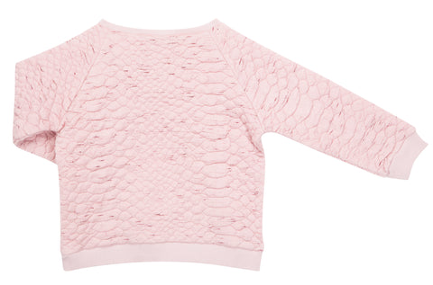 Mauve Rose Sweatshirt