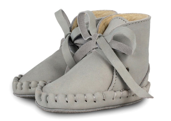 Pina Lining Nubuck Light Grey