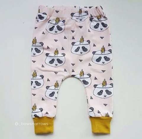 Pandahäuptling Leggings