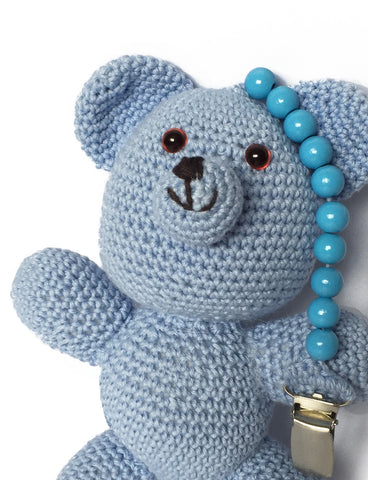 Berry Blue Bear