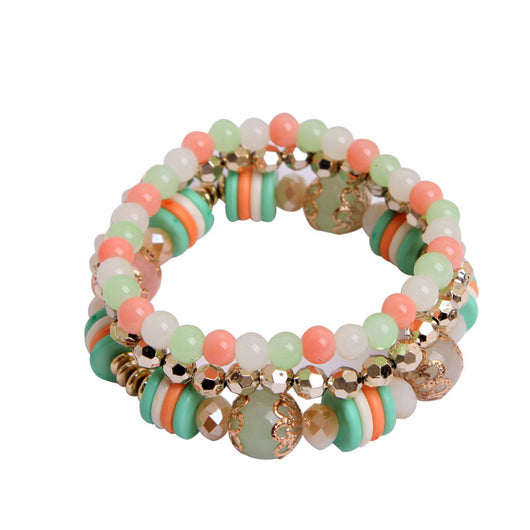 Bohemian Multilayer Beads Bracelet for Women