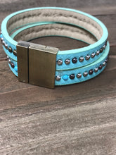 Turquoise Double stack