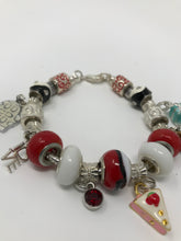 "Studio Roo's ""CARMEN"" Bangle Bracelet with Charms"