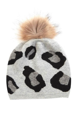 Leopard Hat by {shop-name}