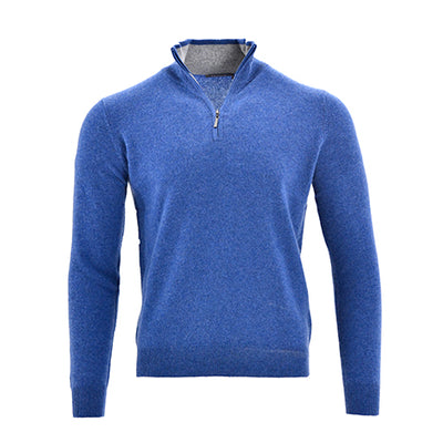 Men's Zip Neck