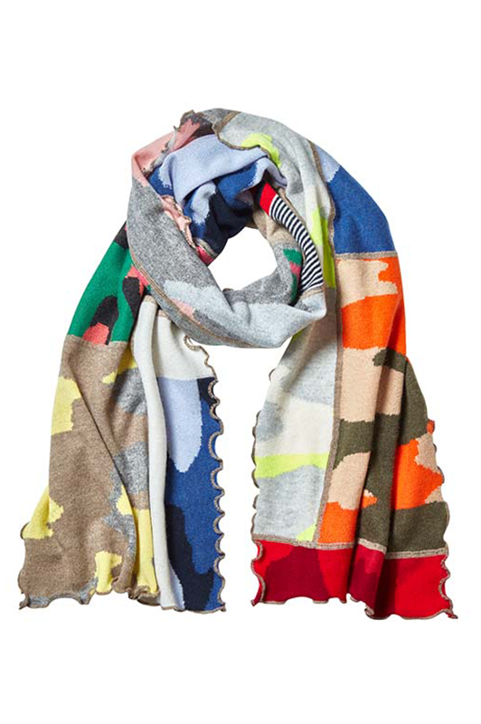 Patchwork Scarf