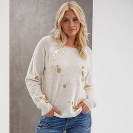 Gold Foil Sweat