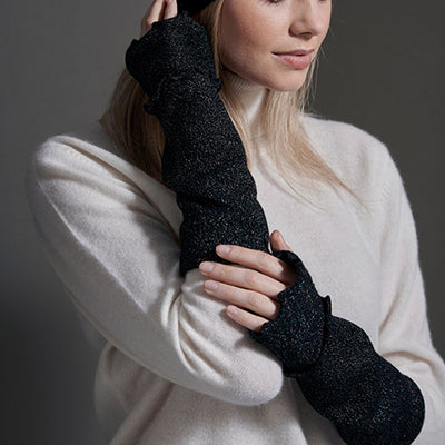 Lurex Kitten Mitten by {shop-name}