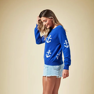 Mini Anchor Sweat by {shop-name}
