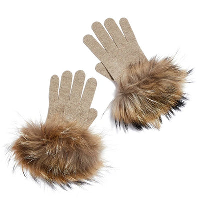Miss Fur Gloves by {shop-name}