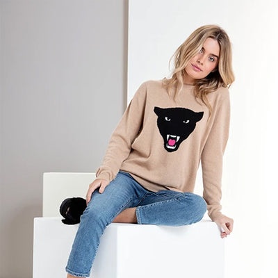 Panther Jumper by {shop-name}