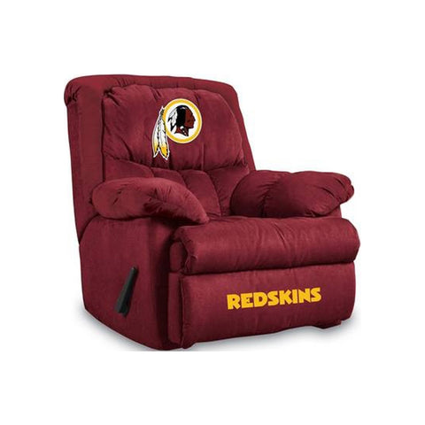Imperial Washington Redskins Microfiber Home Team Recliner