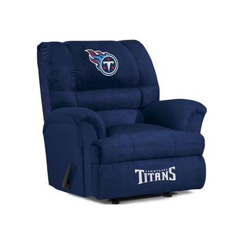 Imperial Tennessee Titans Big Daddy Microfiber Recliner