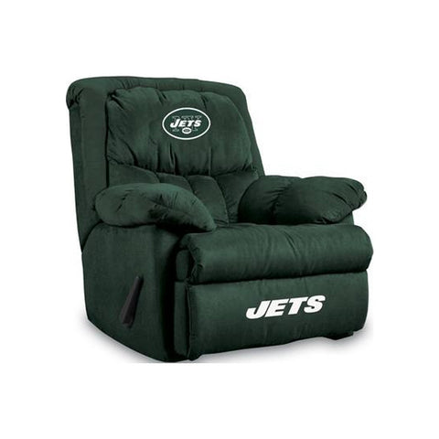 Imperial New York Jets Microfiber Home Team Recliner