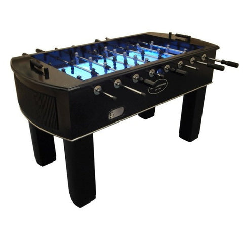 Berner Neon (Light Up) Foosball Table