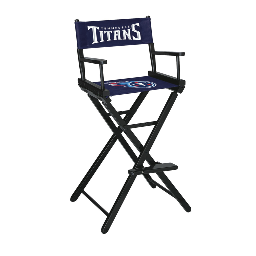 Imperial Tennessee Titans Bar Height Directors Chair