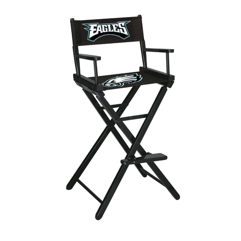Imperial Philadelphia Eagles Bar Height Directors Chair