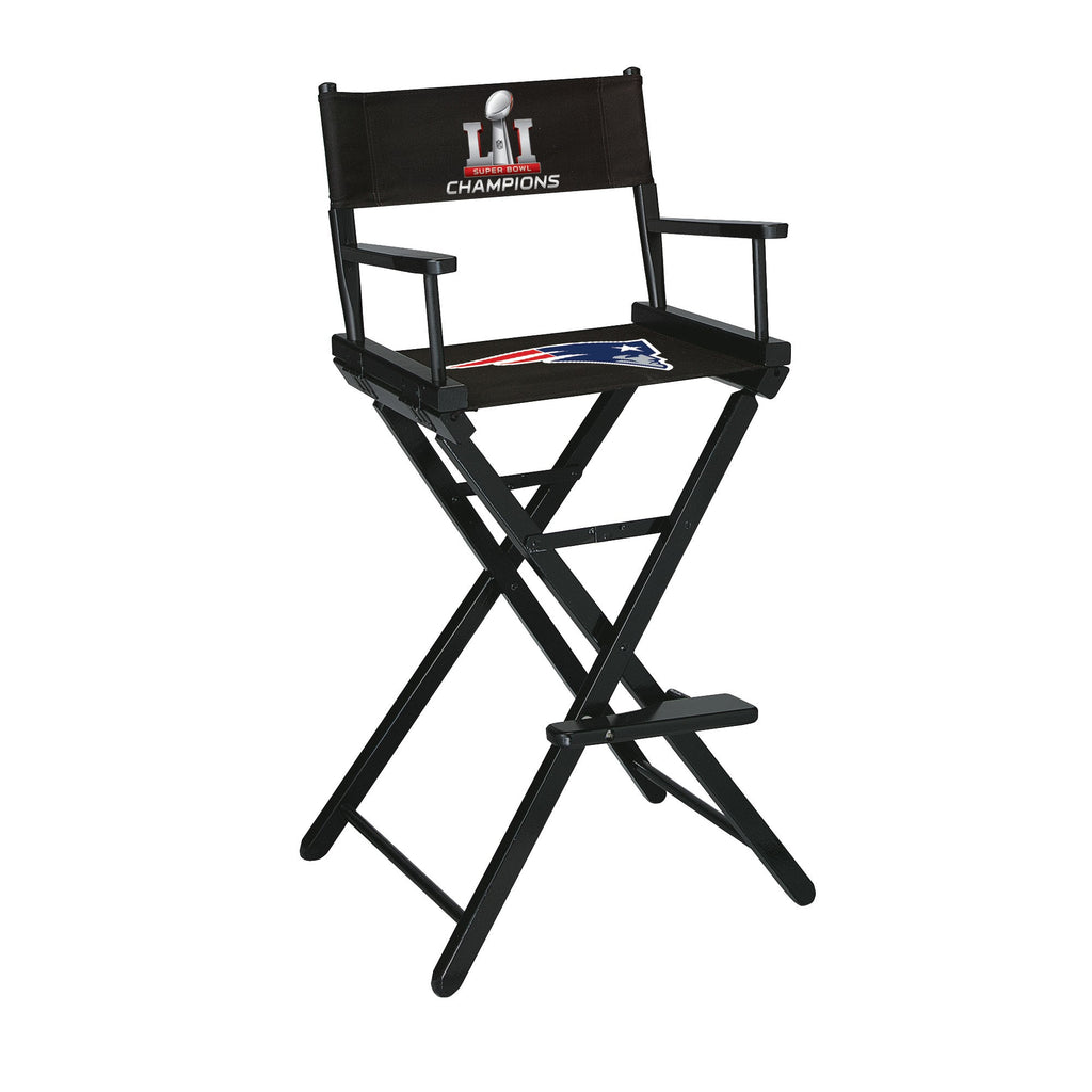 Imperial Super Bowl Li Bar Height Directors Chair