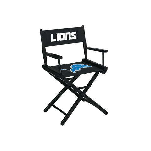 Imperial Detroit Lions Table Height Directors Chair