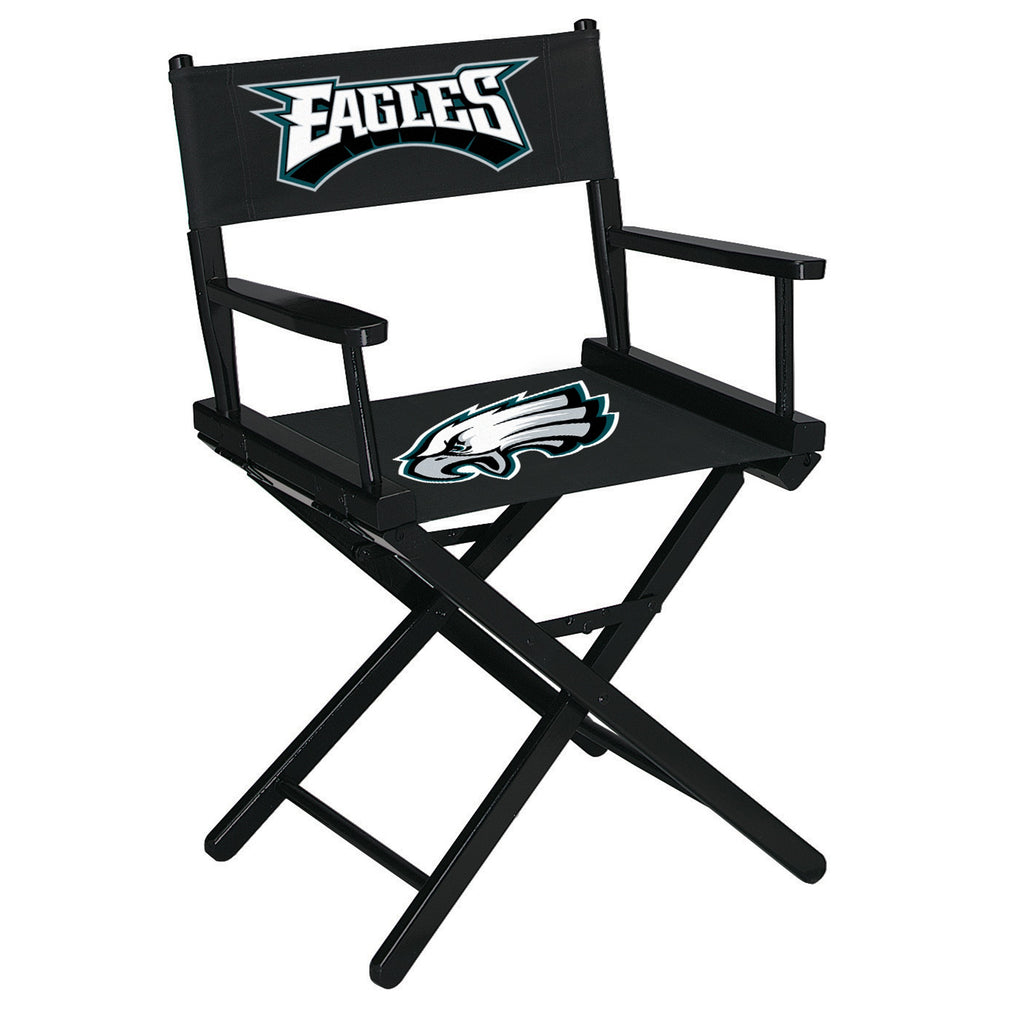 Imperial Philadelphia Eagles Table Height Directors Chair