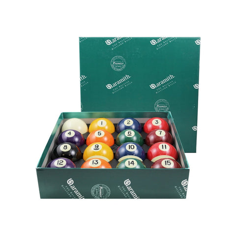 Aramith Premier 2 1/4-in. Billiard Ball Set