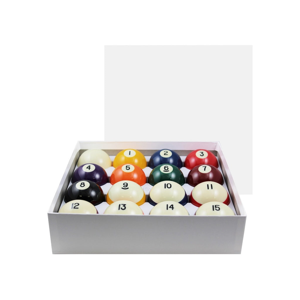Aramith Crown Standards 2 1/4-in. Billiard Ball Set