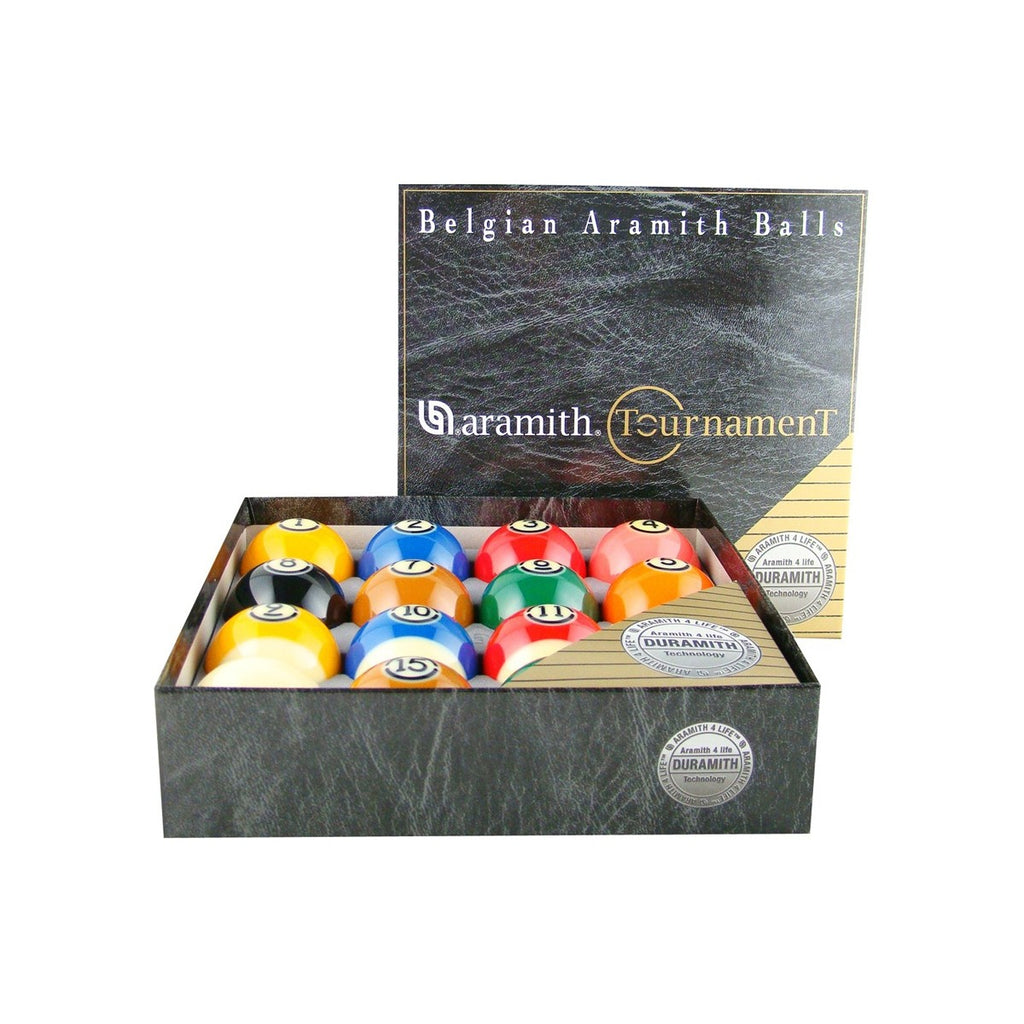 Aramith Tournament TV Pro-Cup 2 1/4-in. Billiard Ball Set