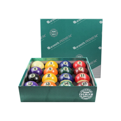 Aramith Premium 2 1/4-in.Billiard Ball Set