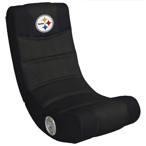 Imperial Pittsburgh Steelers Bluetooth Video Chair
