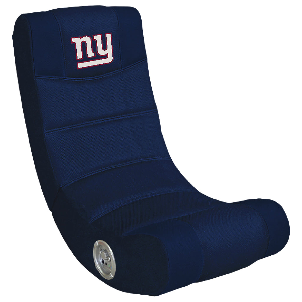 Imperial New York Giants Bluetooth Video Chair