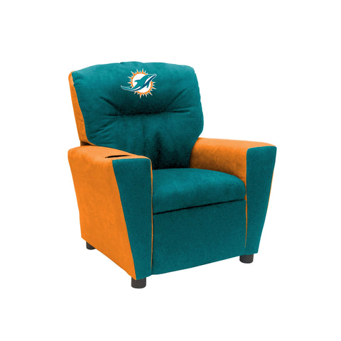 Imperial Miami Dolphins Kids Fan Favorite Recliner