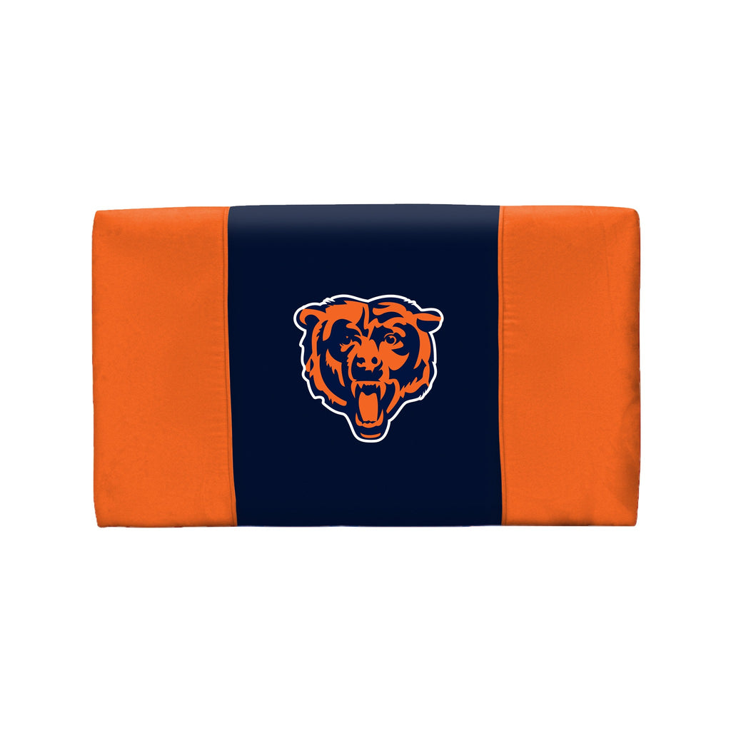 Imperial Chicago Bears Twin Size Headboard