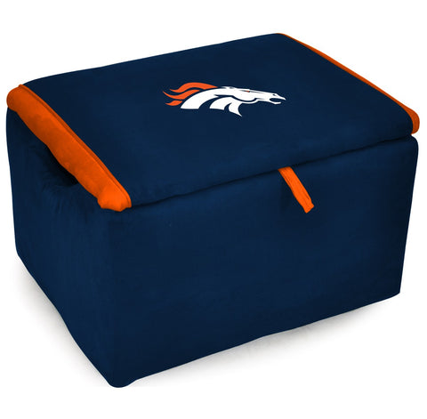 Imperial Denver Broncos Storage Bench