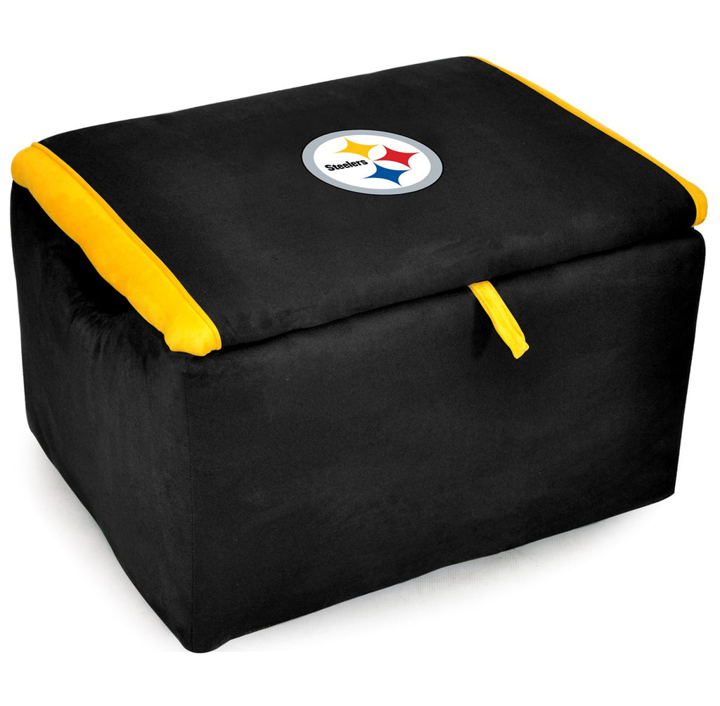 Imperial Pittsburgh Steelers Storage Bench