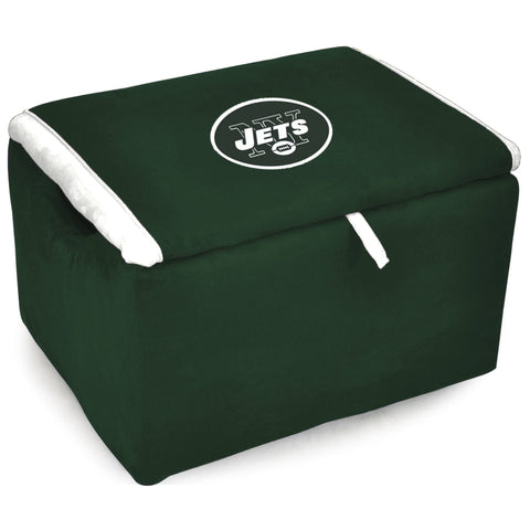 Imperial New York Jets Storage Bench