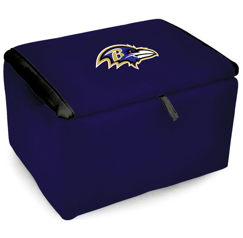 Imperial Baltimore Ravens Storage Bench