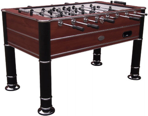 "Berner ""The Cosmopolitan"" Foosball Table in Brown"