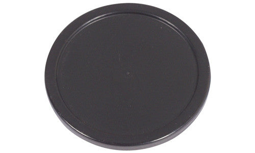 "Playcraft 3 1/4"" Hockey Disc, Black - PACK OF 5"