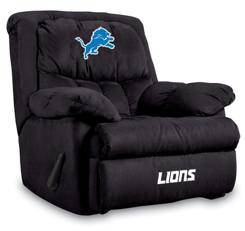 Imperial Detroit Lions Microfiber Home Team Recliner