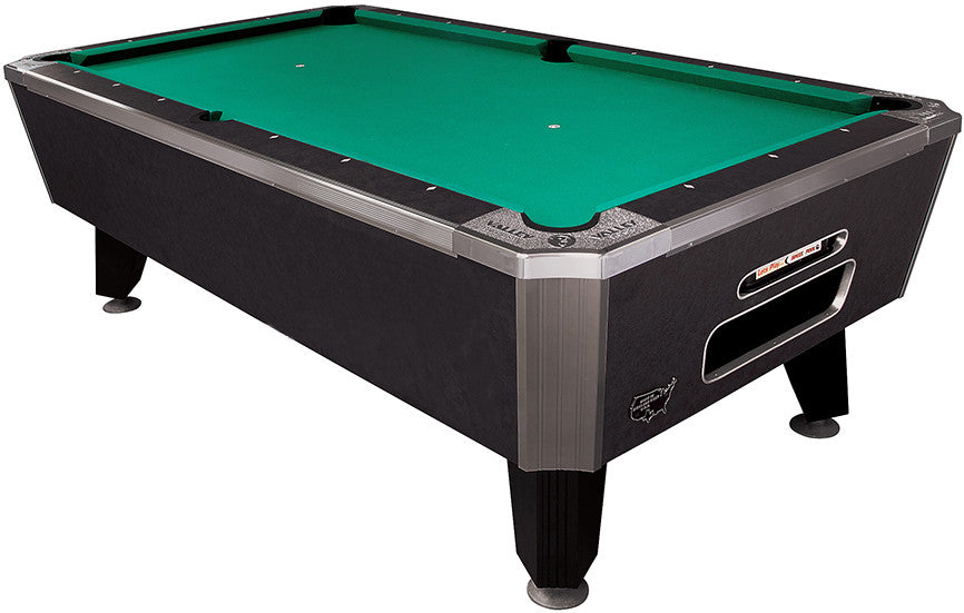 Valley Panther Black Cat Pool Table