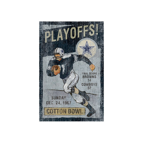 Imperial Dallas Cowboys Wall Art