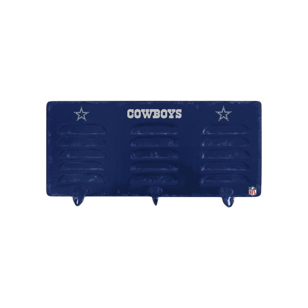 Imperial Dallas Cowboys 3 Hook Metal Locker Coat Rack