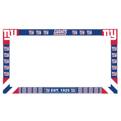 Imperial New York Giants Big Game TV Frame
