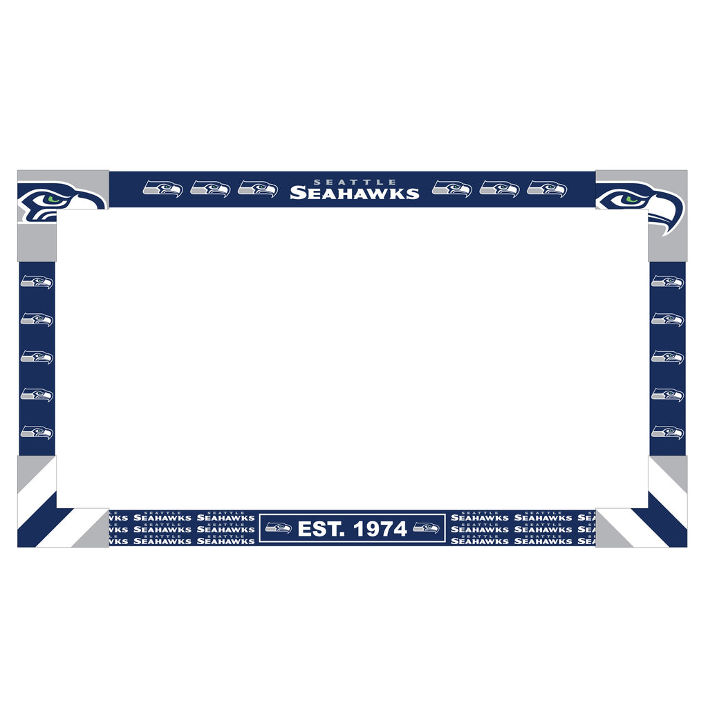 Imperial Seattle Seahawks Big Game TV Frame