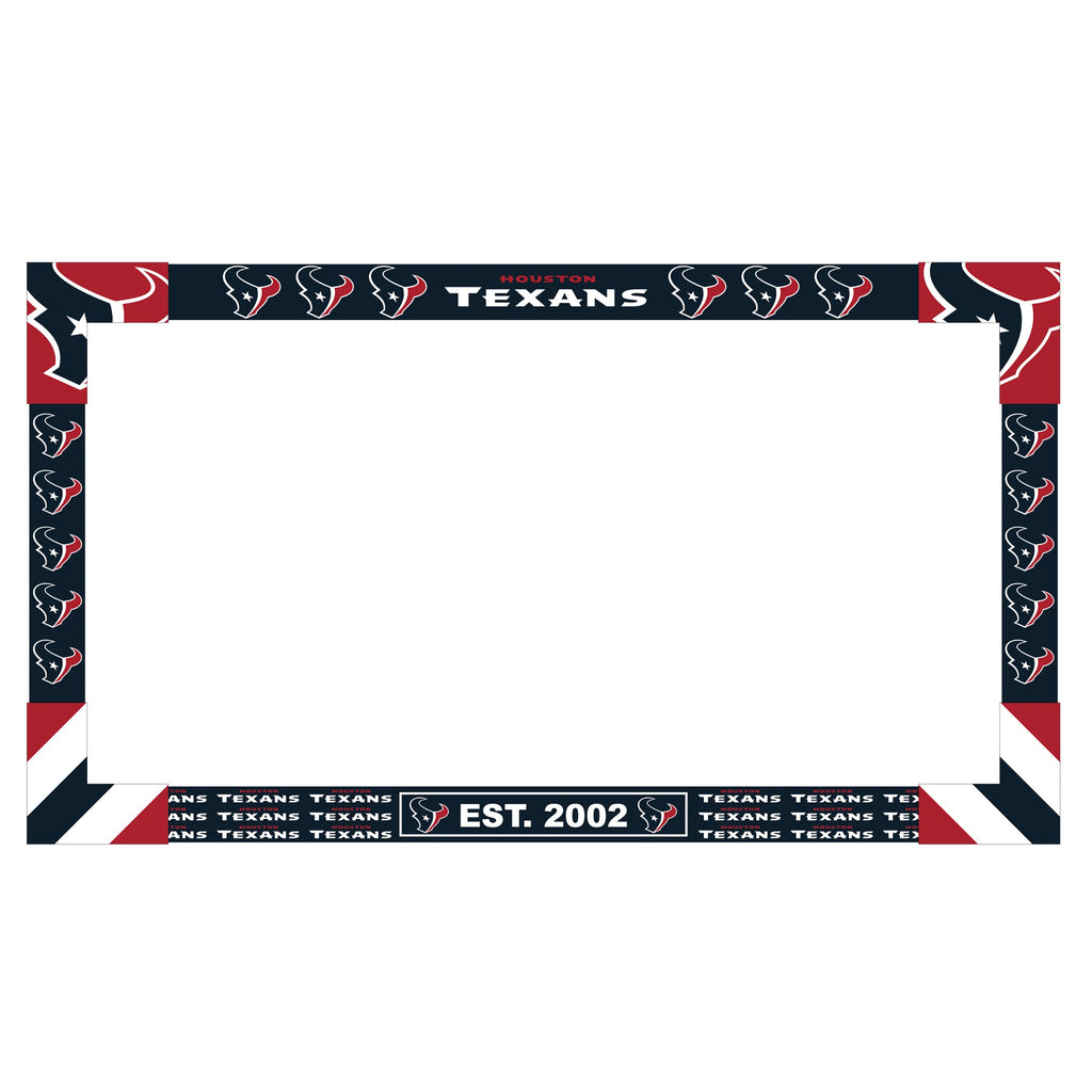 Imperial Houston Texans Big Game TV Frame