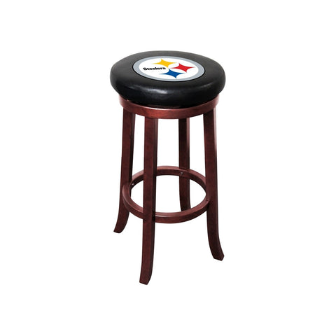 Imperial Pittsburgh Steelers Wood Bar Stool